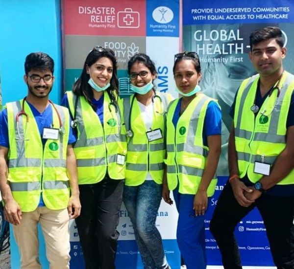 texila students medical camp